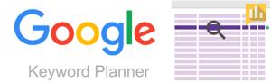 Tools Google KW Planner