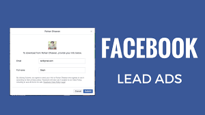 Lead Form Ads In Facebook
