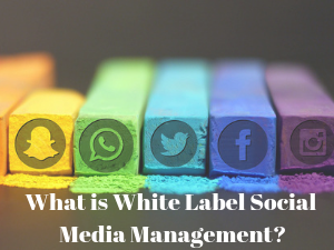 What is White Label Social Media Management?