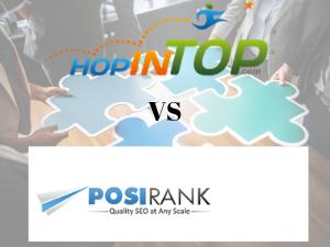 What is Posirank VS HopInTop